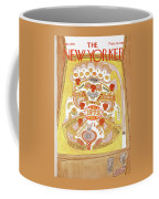 New Yorker January 1st, 1972 Coffee Mug
