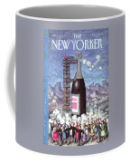 New Yorker January 1st, 1990 Coffee Mug
