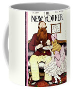 New Yorker January 2 1937 Coffee Mug