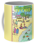 New Yorker January 20th, 1992 Coffee Mug