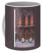 New Yorker January 21st, 1956 Coffee Mug