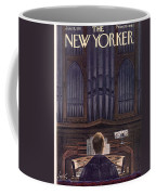 New Yorker January 24th, 1953 Coffee Mug