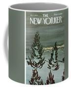 New Yorker January 25th, 1969 Coffee Mug