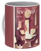 New Yorker January 25th, 1982 Coffee Mug