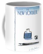New Yorker January 25th, 1988 Coffee Mug
