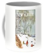 New Yorker January 27th, 1968 Coffee Mug