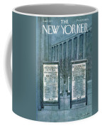New Yorker January 27th, 1973 Coffee Mug