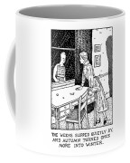 New Yorker January 27th, 1992 Coffee Mug