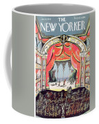 New Yorker January 28th, 1961 Coffee Mug