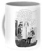 New Yorker January 28th, 1991 Coffee Mug