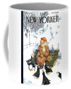 New Yorker January 29th, 2001 Coffee Mug