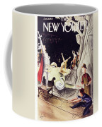 New Yorker January 30 1937 Coffee Mug