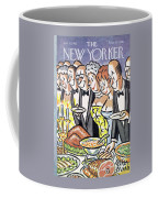New Yorker January 30th, 1965 Coffee Mug
