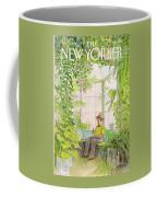 New Yorker January 31st, 1983 Coffee Mug