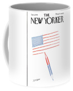 New Yorker January 5th, 1976 Coffee Mug