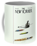 New Yorker January 6th, 1975 Coffee Mug