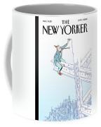 New Yorker January 7th, 2008 Coffee Mug