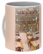 New Yorker January 9th, 1984 Coffee Mug