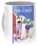New Yorker January 9th, 1989 Coffee Mug