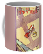 New Yorker July 10 1937 Coffee Mug