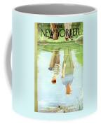 New Yorker July 12th, 1958 Coffee Mug