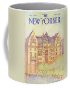 New Yorker July 12th, 1982 Coffee Mug by Iris VanRynbach