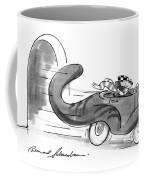 New Yorker July 16th, 1990 Coffee Mug