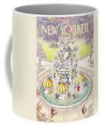 New Yorker July 18th, 1988 Coffee Mug