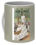 New Yorker July 1st, 1933 Coffee Mug