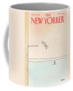 New Yorker July 20th, 1981 Coffee Mug