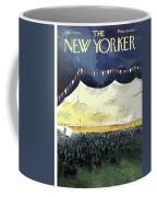 New Yorker July 25th, 1970 Coffee Mug