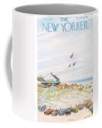 New Yorker July 27th, 1957 Coffee Mug