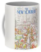 New Yorker July 27th, 1981 Coffee Mug
