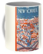 New Yorker July 4th, 1925 Coffee Mug