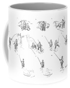 New Yorker July 5th, 1941 Coffee Mug