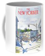 New Yorker July 6th, 1981 Coffee Mug