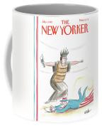 New Yorker July 6th, 1992 Coffee Mug