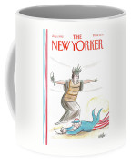 New Yorker July 6th, 1992 Coffee Mug
