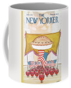 New Yorker July 7th, 1975 Coffee Mug
