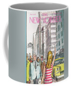 New Yorker July 8th, 1972 Coffee Mug