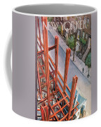New Yorker July 9th, 1955 Coffee Mug