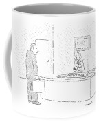 New Yorker July 9th, 1990 Coffee Mug