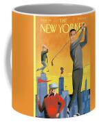 New Yorker June 10th, 1996 Coffee Mug