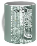 New Yorker June 11th, 2001 Coffee Mug