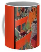 New Yorker June 12th, 1937 Coffee Mug