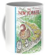 New Yorker June 15th, 1987 Coffee Mug