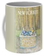 New Yorker June 15th, 1992 Coffee Mug