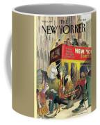 New Yorker June 16th, 1997 Coffee Mug