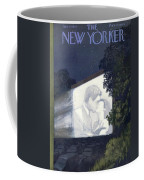 New Yorker June 19th, 1954 Coffee Mug