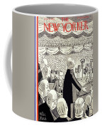 New Yorker June 22 1940 Coffee Mug